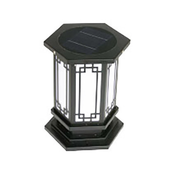 Solar Integrated LED Garden Light 4W 079