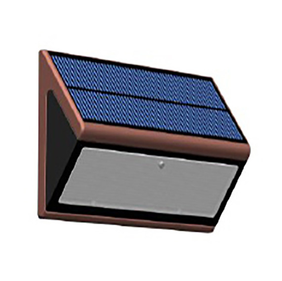 Solar LED Wall Light 5W (With Sensor) 07