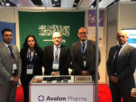 Avalon Pharma at CPhI Madrid (9-11 October 2018)