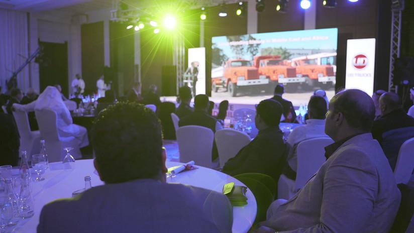 UD TRUCKS Launch Jeddah