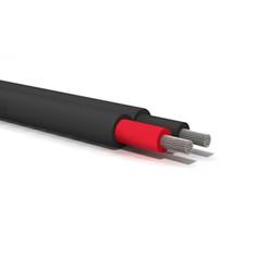 DC Cable Red & Black 6mm-EK-6MM-B