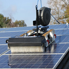 Solar Facelift - Cleaning System for Sol