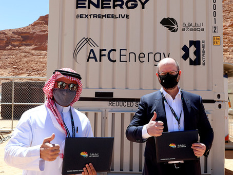 Altaaqa and AFC Energy To Develop Zero-Emission, Hydrogen Power Generation Solutions in KSA