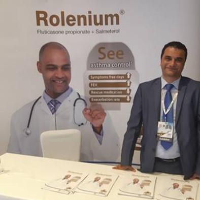 Rolenium Scientific Event 2018