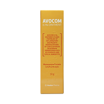 TOPICAL CORTICOSTEROIDS_AVOCOM OINTMENT.