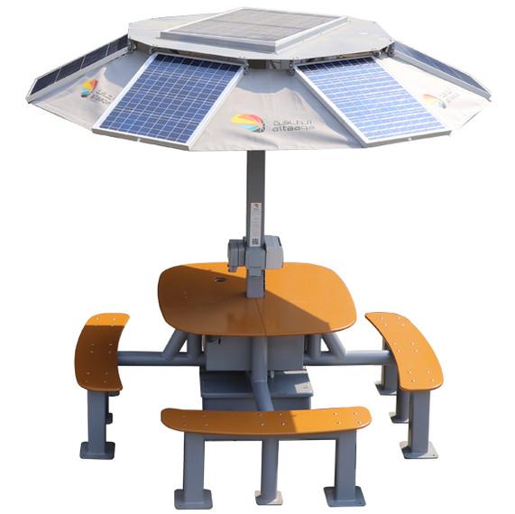 Solar Bench SB-0001