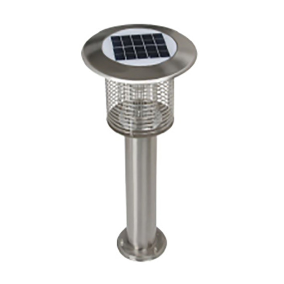 Solar Mosquito Killer with LED Lamp 3W 0