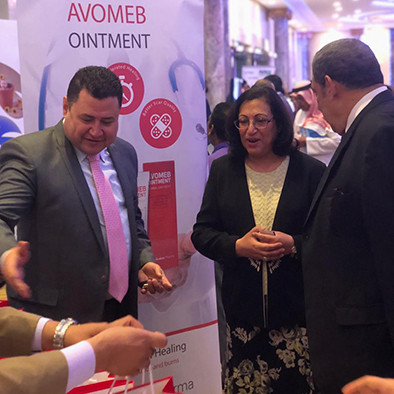 Avomeb Bahrain Launch Symposium, 2019