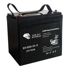 MHB Battery 50Ah BT-HSE-50-12