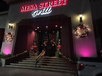 Mesa Street Bar & Grill