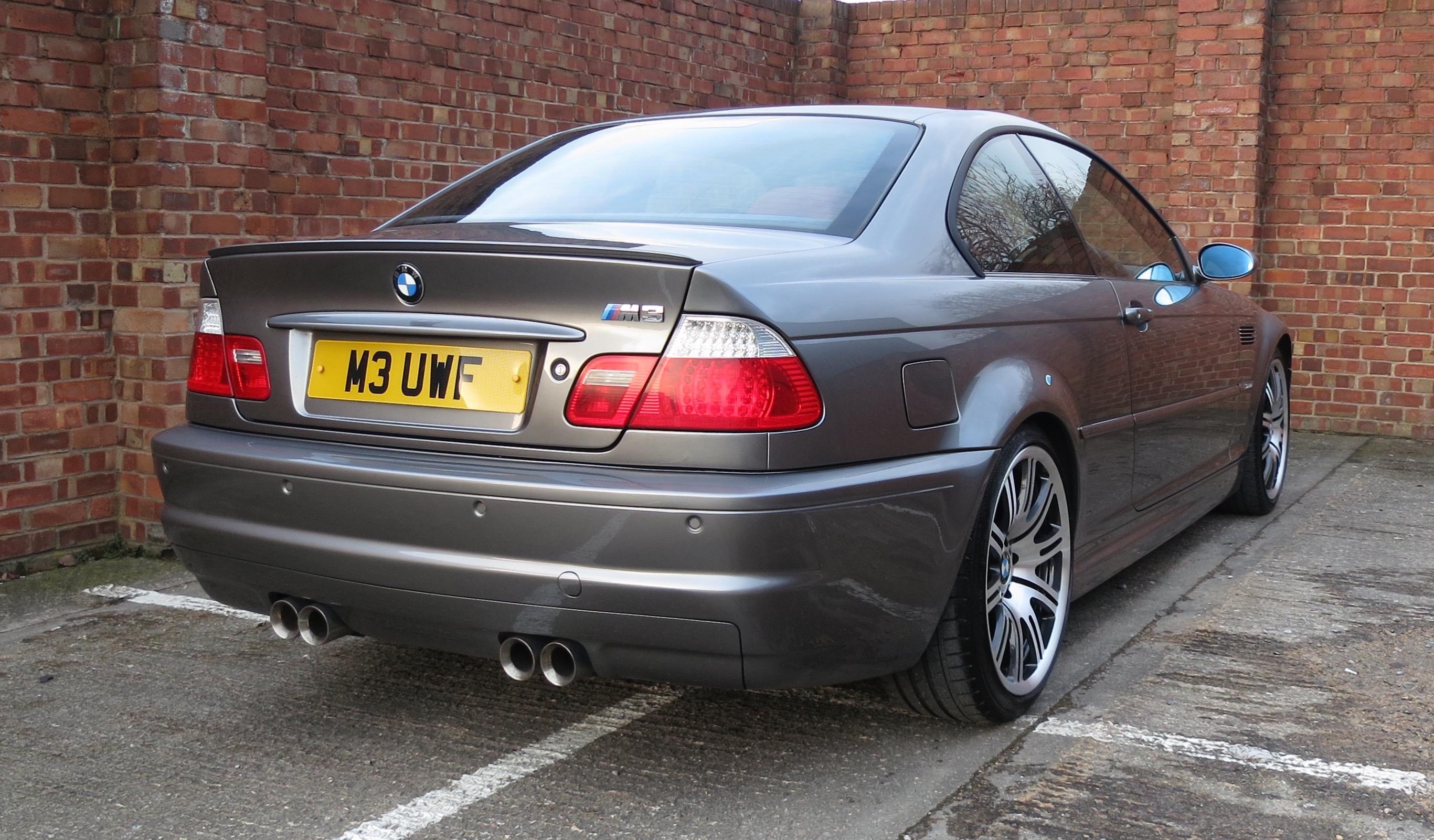 mysite | BMW M3 E46 Coupe 3 2 S54 SMG 2dr