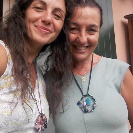 Paola e Tatiana
