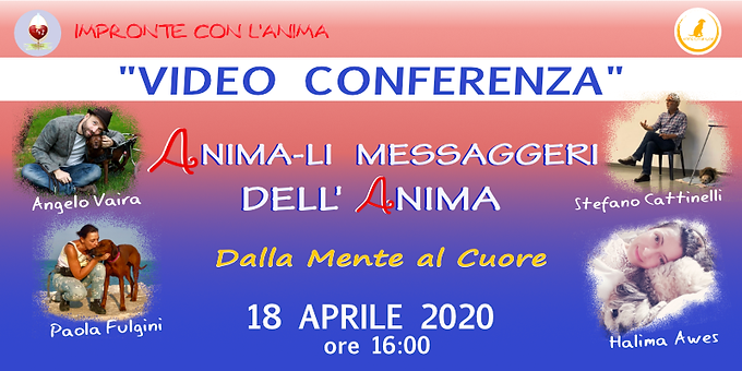 """ANIMA-LI MESSAGGERI DELL'ANIMA"""