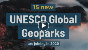 UNESCO designates 15 new Geoparks in Asia, Europe, and Latin America.