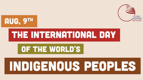 The Global Geoparks Network celebrate the International Day of the World's Indigenous Peoples