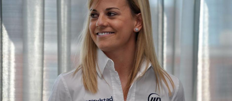 Women in Motorsport: Susie Wolff