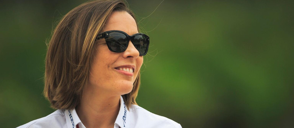 Thank you, Claire Williams
