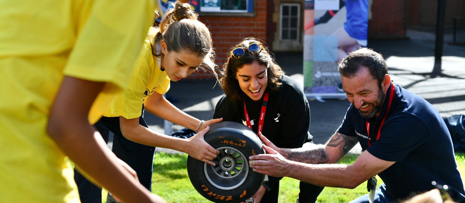 Why initiatives - like FIA Girls on track - pushing for equality in motorsport matter