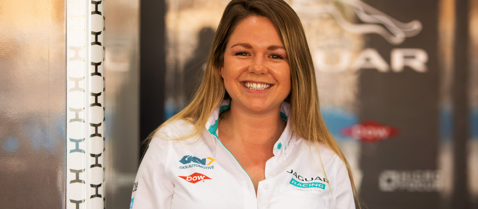 "Emily Hogg: ""We were able to give drivers opportunities that wouldn't happen otherwise"""