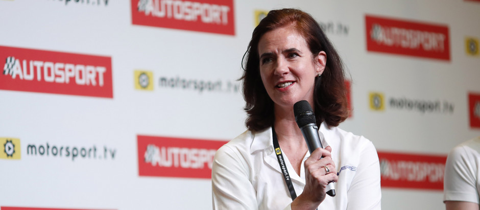 """Catherine Bond Muir on why 2020 is a """"massively important"""" year for W Series"""