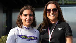 """Mariella Bailey: """"Being announced as Team Principal at Silverstone was one of my proudest moments"""""""