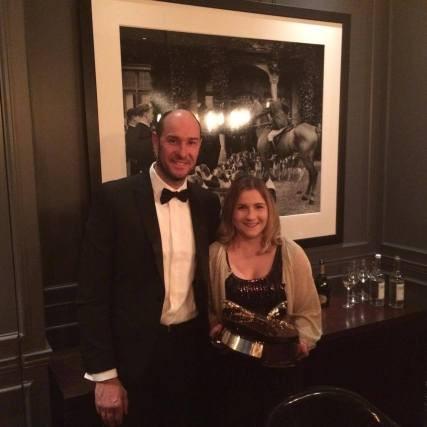 Sir William Lyons Award winner 2016