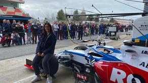 Georgina Yeomans: My Motorsport Life