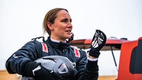 "Rosberg Racing's Molly Taylor: ""The first time I drove a car I fell in love"""
