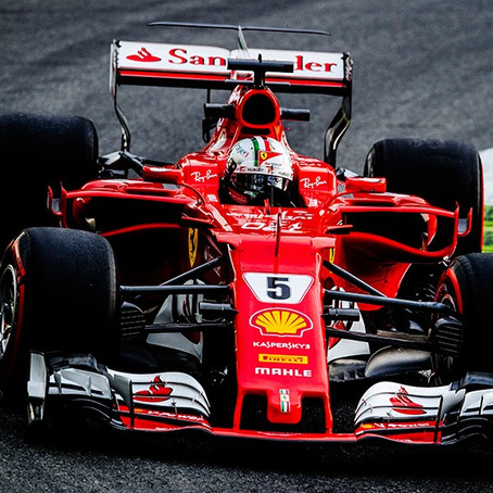 Monza: My first grand prix