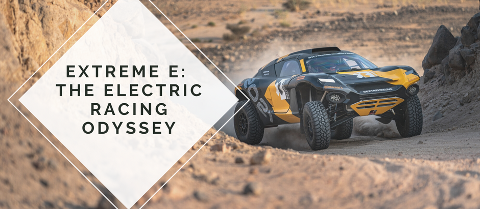 Extreme E: The Electric Odyssey championing equality and sustainability