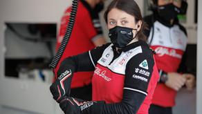 The Life of a Race Team Composites Technician: Alfa Romeo Racing ORLEN's Sam Leeks