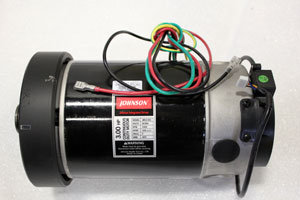Johnson 3 HP Treadmill Drive Motor Set