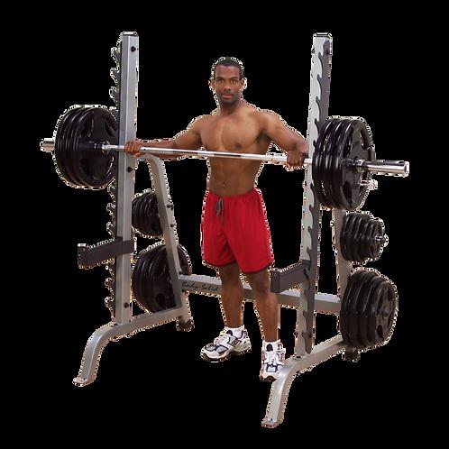 Best Fitness Multi Press Rack Lt Commercial