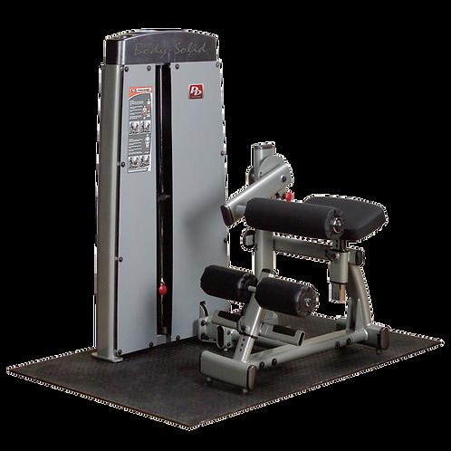 Pro Dual  Ab & Back Machine  commercial