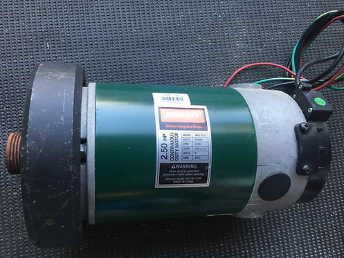 Johnson 2.5HP Drive Motor
