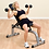 Thumbnail: Body Solid Flat incline bench Com