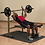 Thumbnail: Best Fitness Olympic Folding Bench