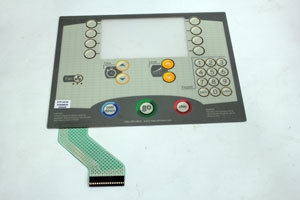 Matrix C7X Console Overlay