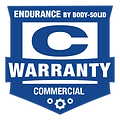 Endurance by Body-Solid Commercial Rated