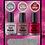 Thumbnail: LA Colors Confetti Fantasy Glitter Nail Polish set