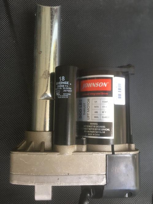 Johnson Health Tech Treadmill Incline motor