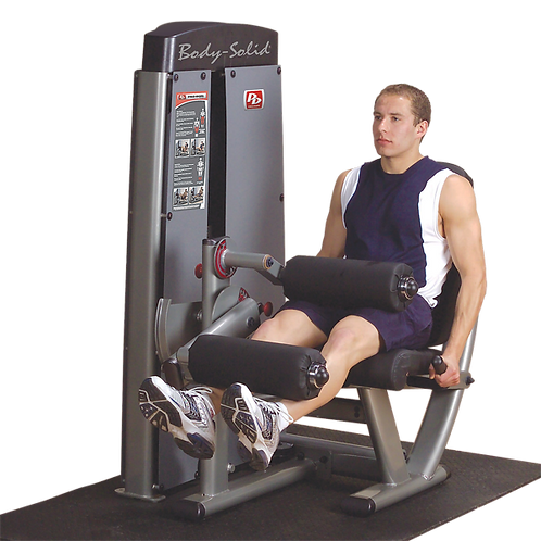 Pro Dual Leg ext. and curl Machine   Commercial
