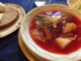神保町 ロシア料理