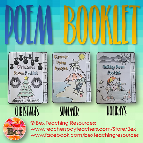 Poem Booklets