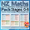 Thumbnail: New Zealand Maths Learning Intentions Coverage Sheets, Stage 0-8