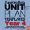 Thumbnail: Australian Unit Plan Templates - Year 4