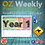 Thumbnail: Australian Reading Weekly Planning Sheets - Year 1