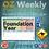 Thumbnail: Australian Reading Weekly Planning Sheets - Foundation Year