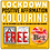 Thumbnail: Lockdown Positive Affirmation Colouring