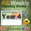 Thumbnail: Australian Maths Weekly Planning Sheets - Year 4